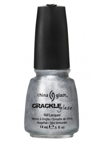 Platinum Pieces * China Glaze Crackle