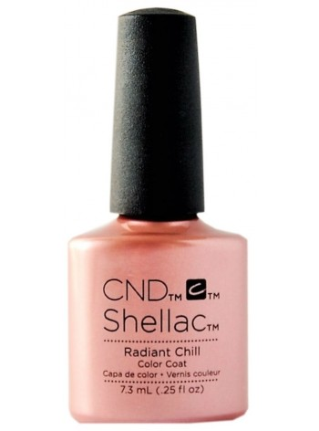 Radiant Chill * CND Shellac