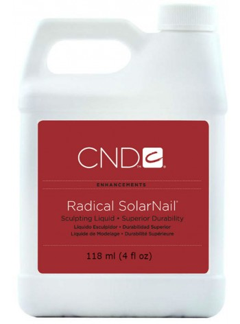 CND Radical Solarnail SCULPTING LIQUID-118 ml