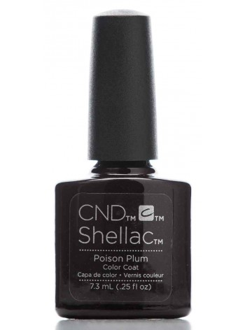 Poison Plum * CND Shellac