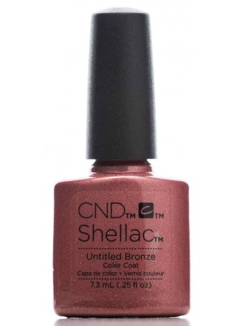 Untitled Bronze * CND Shellac
