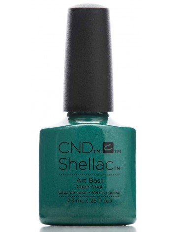 Art Basil * CND Shellac