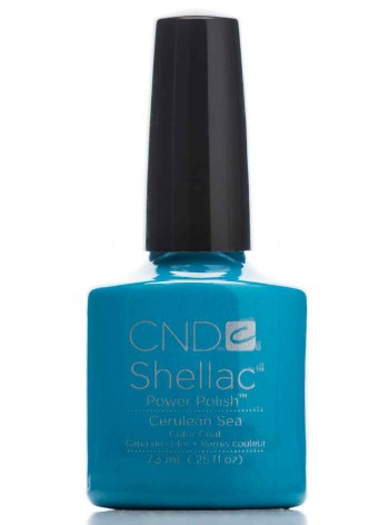 Cerulean Sea * CND Shellac