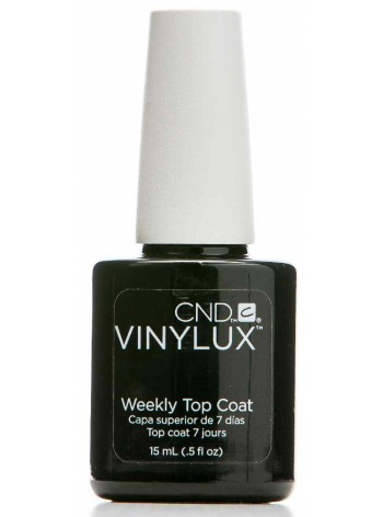 Weekly Top Coat * CND Vinylux