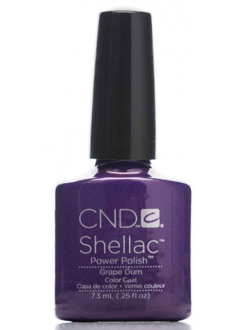 Grape Gum * CND Shellac