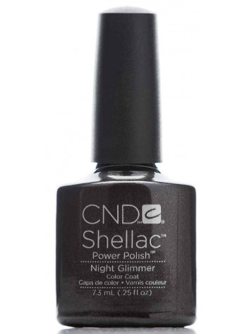 Night Glimmer * CND Shellac