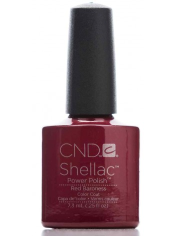 Red Baroness * CND Shellac