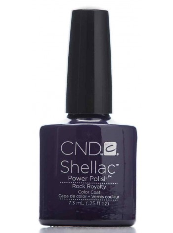 Rock Royalty * CND Shellac