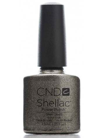 Steel Gaze * CND Shellac