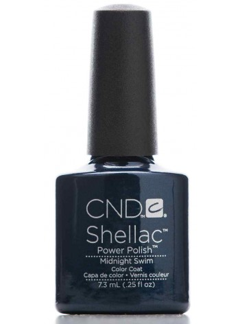 Midnight Swim * CND Shellac