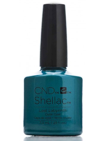 Lost Labyrinth * CND Shellac