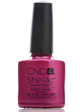 Sultry Sunset * CND Shellac