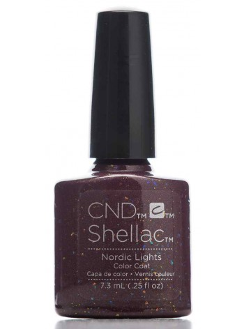 Nordic Lights * CND Shellac