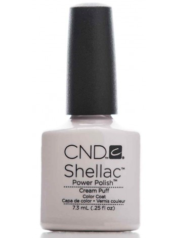 Cream Puff * CND Shellac