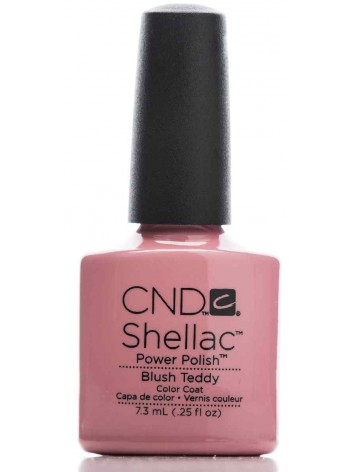 Blush Teddy * CND Shellac