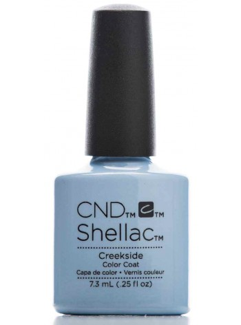 Creekside * CND Shellac