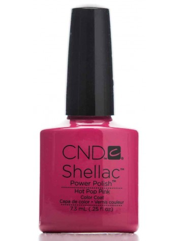 Hot Pop Pink * CND Shellac