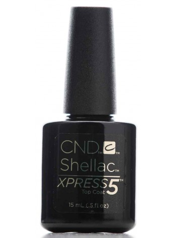 Top Coat XPRESS5 * CND Shellac