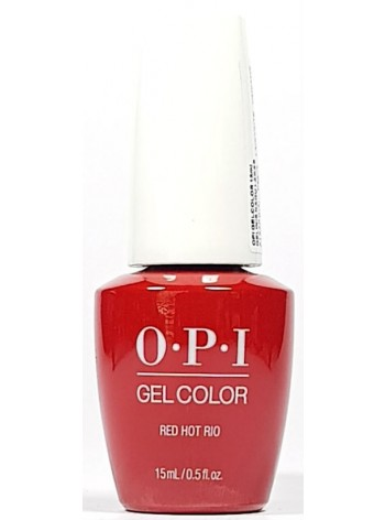 Red Hot Rio * OPI Gelcolor
