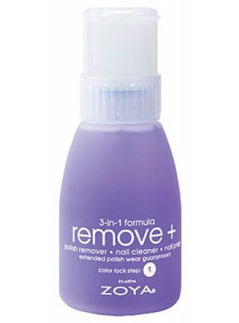 Zoya Remove Plus Polish Remover