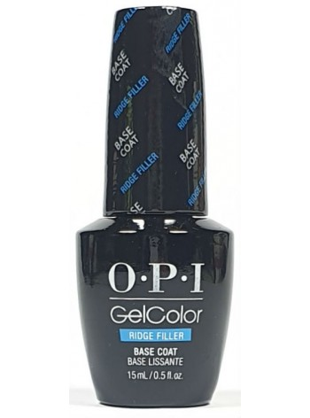Base Coat Ridge Filler * OPI Gelcolor