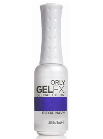 Royal Navy * Orly Gel Fx