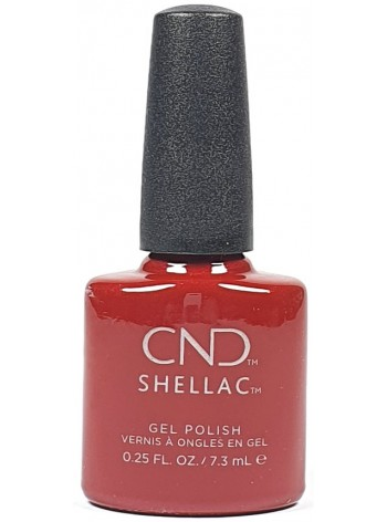 Satin Sheets * CND Shellac