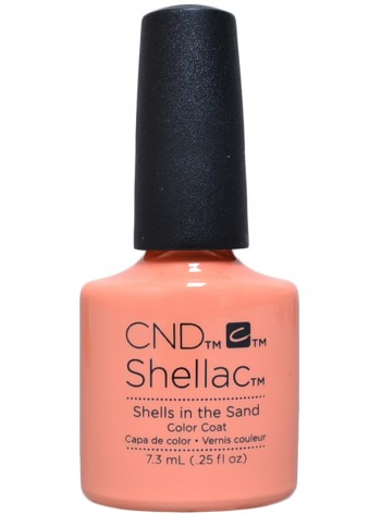 Shells in the Sand * CND Shellac