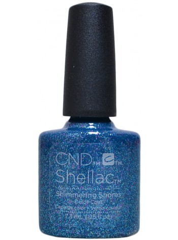Shimmering Shores * CND Shellac