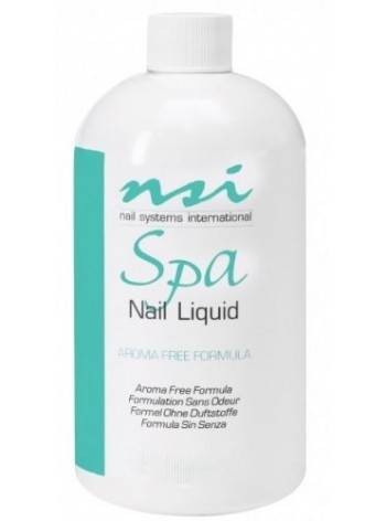 SPA Odorless Acrylic Nail Liquid 118 ml * NSI