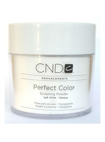 Soft White - Opaque * CND Sculpting Powders