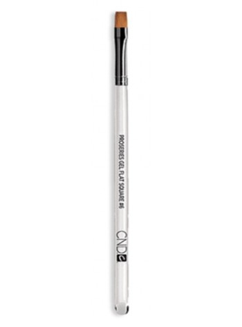CND ProSeries Gel Flat Square #6 Brush