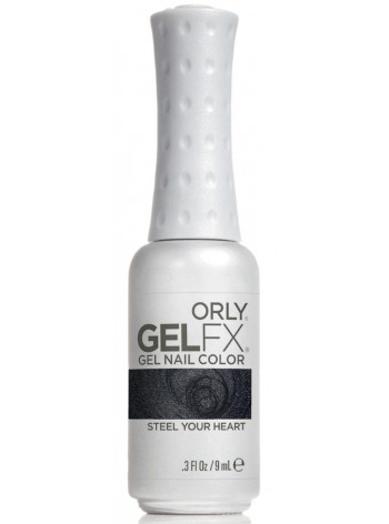 Steel Your Heart * Orly Gel Fx
