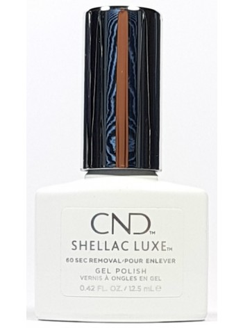 Studio White * CND Shellac LUXE