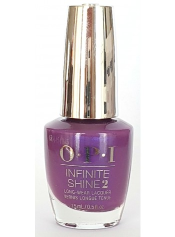 Samurai Breaks A Nail * OPI Infinite Shine