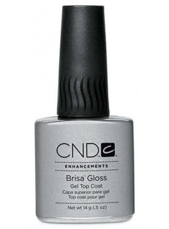 CND Brisa gel Gloss Top Coat