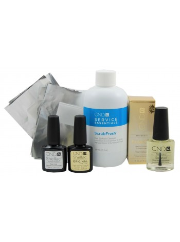 CND Shellac Treatment Kit