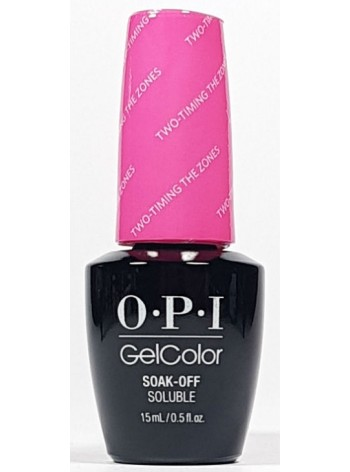 Two-Timing The Zones * OPI Gelcolor
