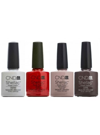 CND Shellac Top Seller Kit