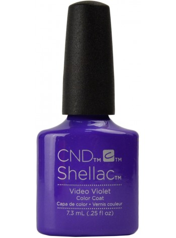 Video Violet * CND Shellac
