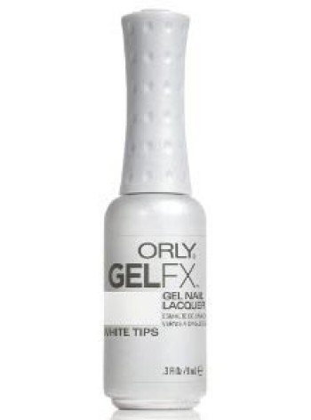 White Tips * Orly Gel Fx
