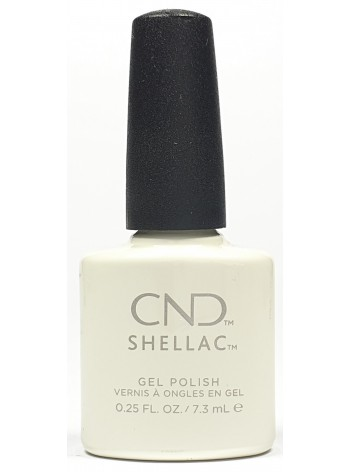 White Wedding * CND Shellac