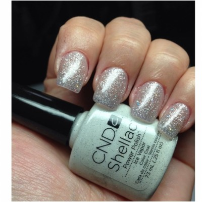 Ice Vapor Cnd Shellac Enails Eu