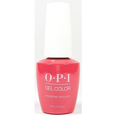 Strawberry Margarita Opi Gelcolor Enails Eu