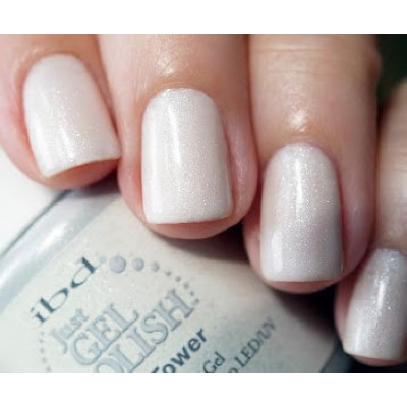 Ivory Tower * Ibd Just Gel | Enails.eu