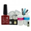 CND Shellac Decadence Starter Kit