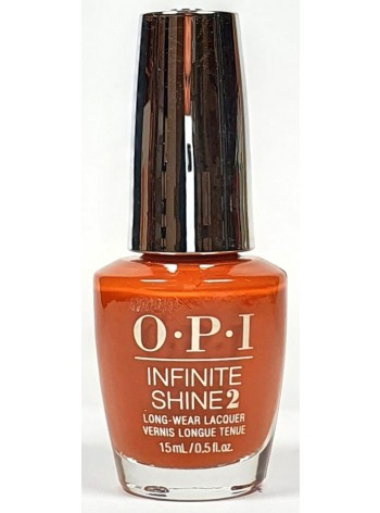 My Italian is a Little Rusty * OPI Infinite Shine