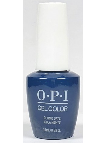 Duomo Days Isola Nights * OPI Gelcolor