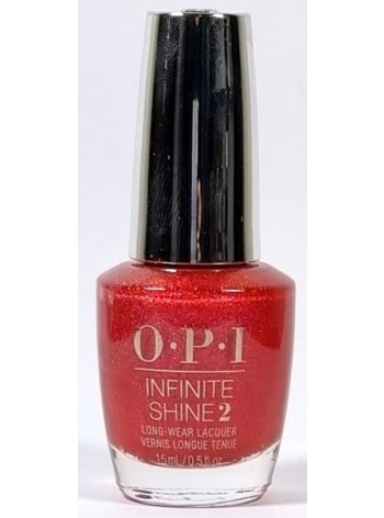 Paint the Tinseltown Red * OPI Infinite Shine