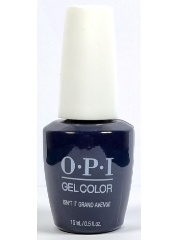 Isn't it Grand Avenue * OPI Gelcolor